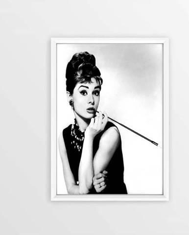 Obraz Piacenza Art Audry Smoking,30x20cm