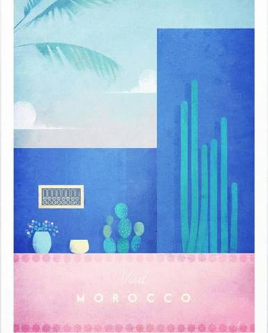 Plakát Travelposter Morocco, A2