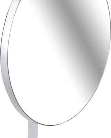 Samodržící nástěnné nezamlžovací zrcadlo s držákem na žiletku Wenko Anti-Fog