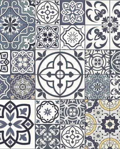 Samolepka na podlahu Ambiance Floor Sticker Romana, 40 x 40 cm