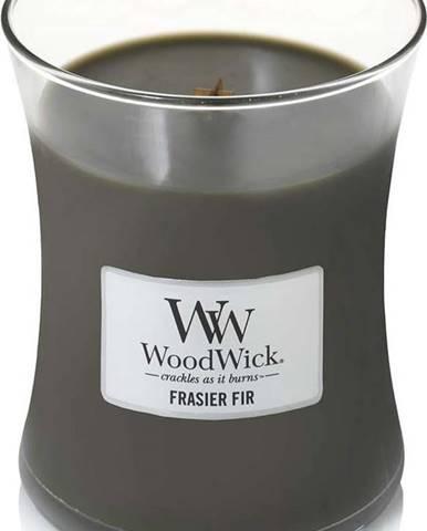 Svíčka s vůní jedle WoodWick, dobahoření55hodin