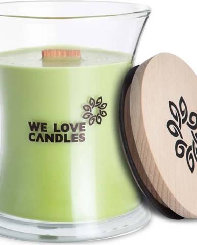 Svíčka ze sójového vosku We Love Candles Green Tea, doba hoření 64 hodin