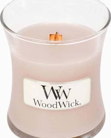 Vonná svíčka WoodWick Vanilka a mořská sůl, 20hodin hoření