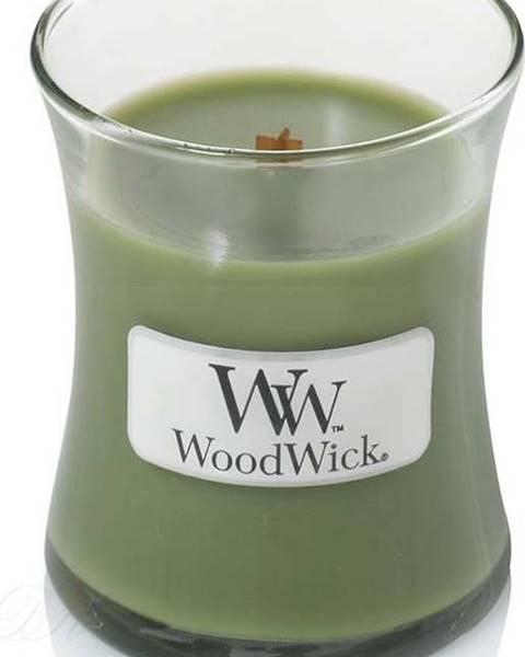 WoodWick Vonná svíčka WoodWick Vůně jehličí, 20 hodin hoření