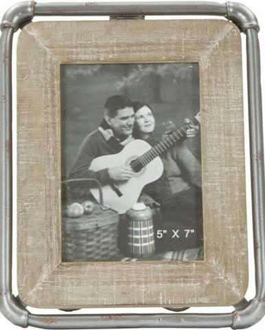 Fotorámeček Mauro Ferretti Tube, vhodné na fotografii 12,5 x17,5cm