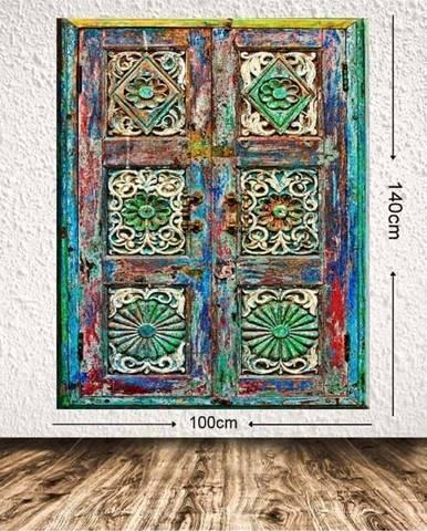 Obraz Tablo Center Gate, 100x140cm