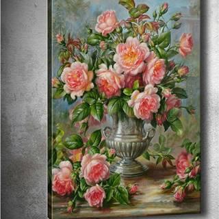 Obraz Tablo Center Fresh Flowers, 40x60cm