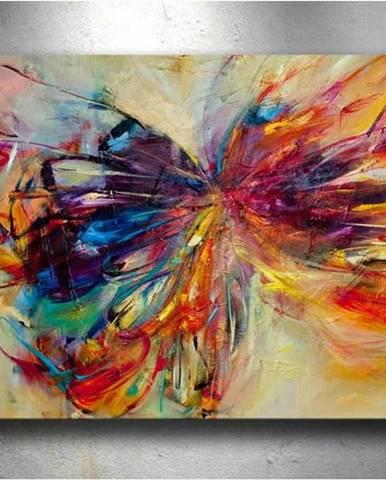 Obraz Tablo Center Butterfly, 60 x 40 cm