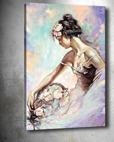 Obraz Tablo Center Dancer, 40 x 60 cm