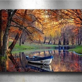 Obraz Tablo Center Boat Lake, 70 x 50 cm