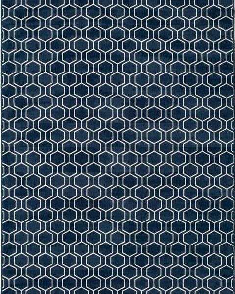 Universal Modrý venkovní koberec Universal Clhoe, 160 x 230 cm