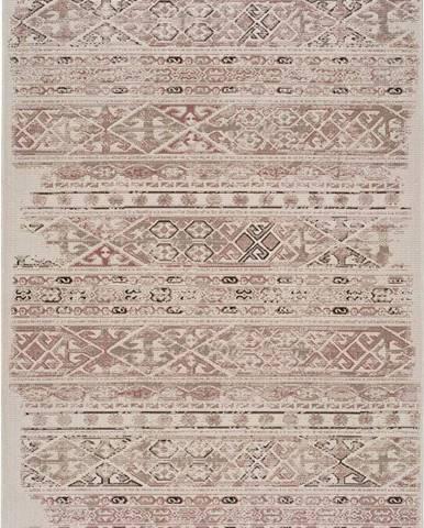 Béžový venkovní koberec Universal Bilma, 120x170cm