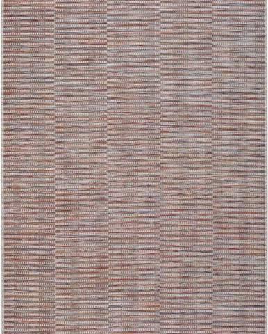 Červený venkovní koberec Universal Bliss, 75 x 150 cm