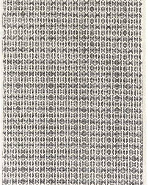 Floorita Černý venkovní koberec Floorita Stuoia, 155 x 230 cm