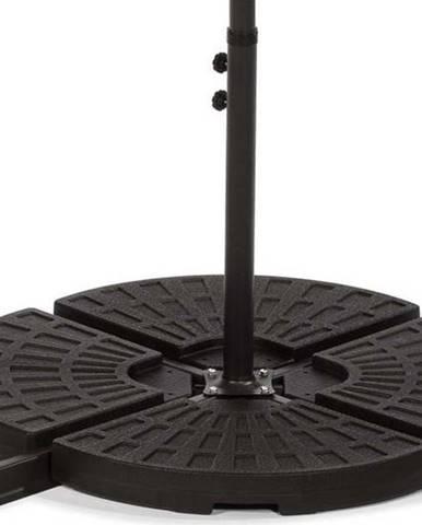 Černý podstavec na slunečník Le Bonom, ø 97 cm