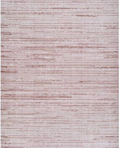 Červený venkovní koberec Universal Vision, 50 x 100 cm