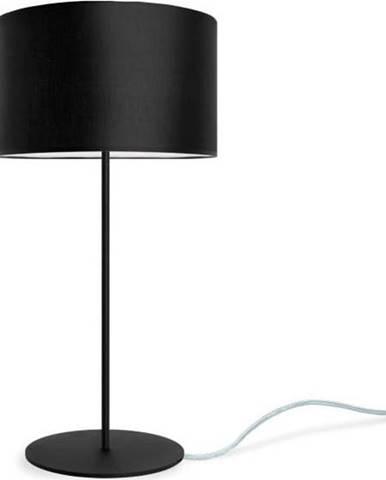 Černá stolní lampa Sotto Luce MIKA M 1T