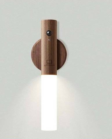 Dřevěná univerzální lampa Gingko Baton Walnut