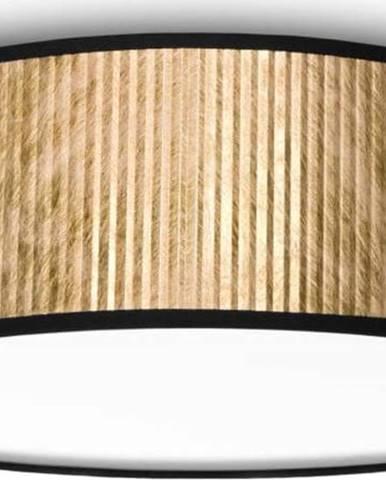 Stropní svítidlo v měděné barvě Bulb Attack Tres, Ø30cm