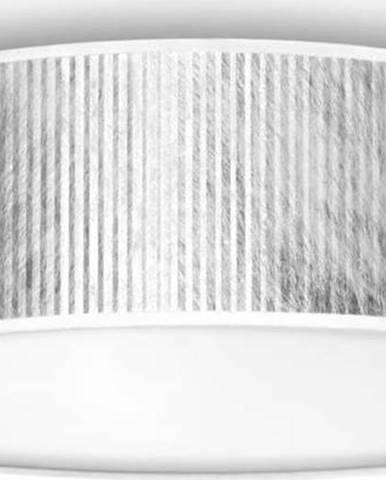 Stropní svítidlo ve stříbrné barvě Bulb Attack Tres, Ø40cm