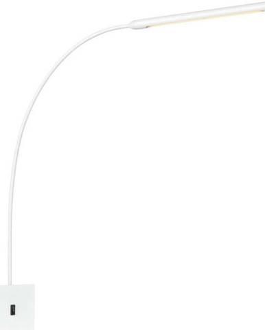 Bílé nástěnné svítidlo Markslöjd Antenna 1L