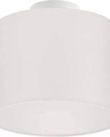 Bílé stropní svítidlo Sotto Luce MIKA,⌀25cm