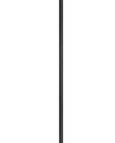 Bílé závěsné svítidlo s objímkou v černé barvě Sotto Luce TSUKI M,⌀25cm
