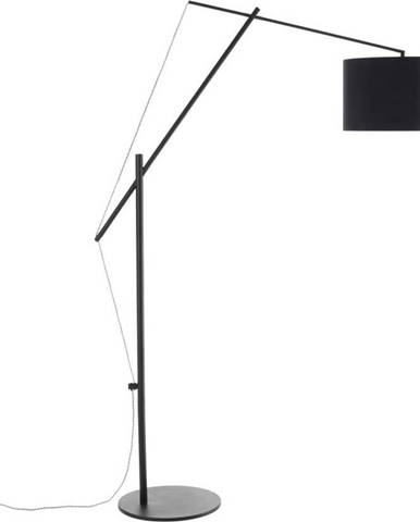 Černá stojací lampa Tomasucci Gear