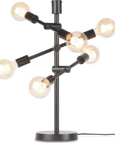 Černá stolní lampa Citylights Nashville