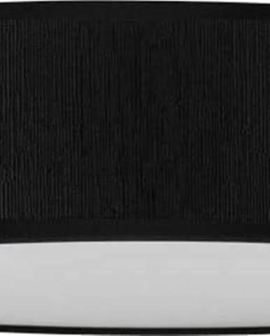 Černé stropní svítidlo Bulb Attack Doce, ⌀ 40 cm