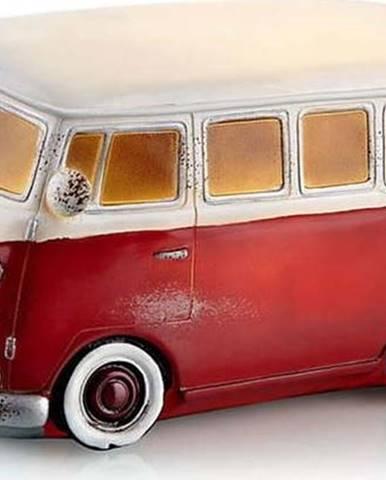Stolní světelná dekorace ve tvaru autobusu Markslöjd Nostalgi Bus