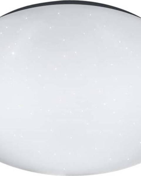 TRIO Bílé kulaté stropní LED svítidlo Trio Putz, průměr 27 cm