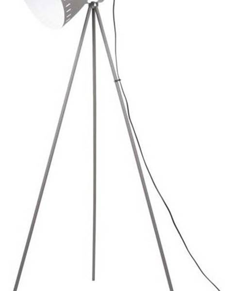 Leitmotiv Šedá volně stojící lampa Leitmotiv Tristar