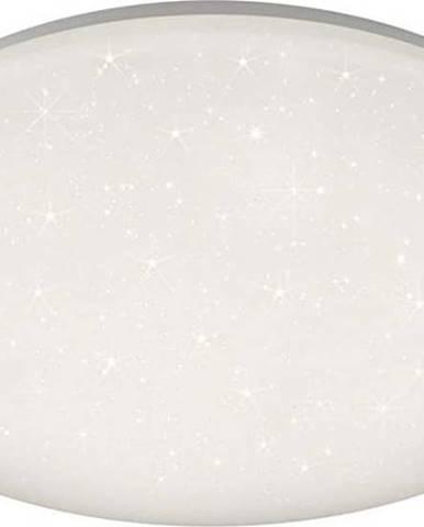 Bílé stropní LED svítidlo Trio Potz, průměr 50 cm