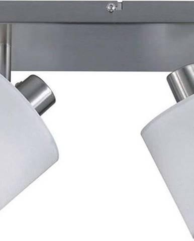 Bílé stropní svítidlo pro 2 žárovky Trio Spot Tommy