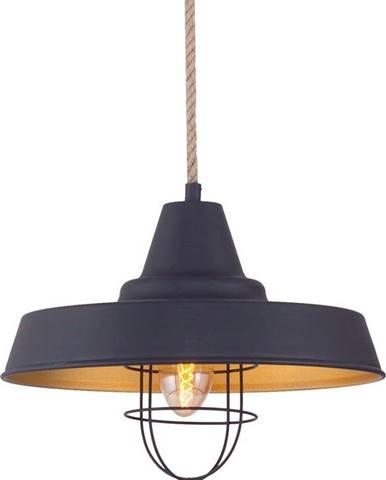 Černé závěsné svítidlo Homemania Decor Baby