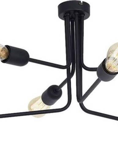 Černé závěsné svítidlo Homemania Scorpius Paradosa
