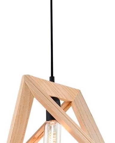 Dřevěné závěsné svítidlo Homemania Decor Futy