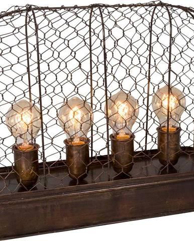 Stolní lampa Antic Line Grillagée Lumieres