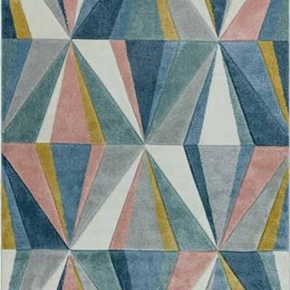 Koberec Asiatic Carpets Diamond Multi, 160 x 230 cm