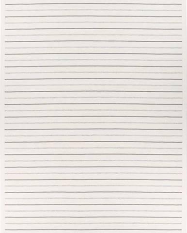 Bílý oboustranný koberec Narma Vao White, 100 x 160 cm