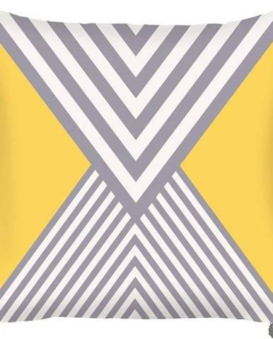 Povlak na polštář Mike&Co.NEWYORK Trianglis, 43 x 43 cm