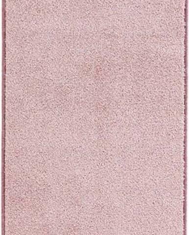 Růžový běhoun Hanse Home Pure, 80x300cm