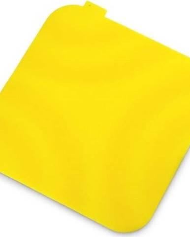 Žlutá silikonová chňapka Vialli Design