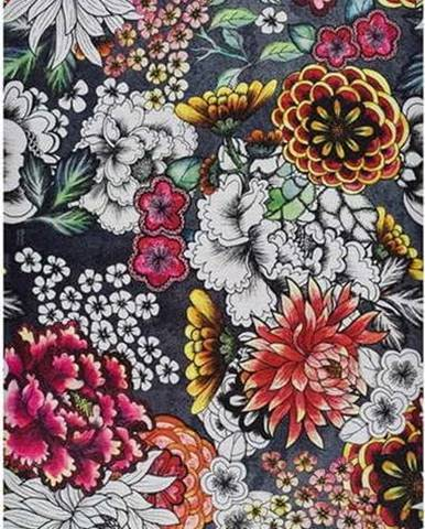 Běhoun Universal Ricci Flowers, 52 x 200 cm