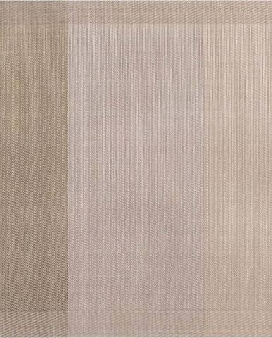 Hnědošedé prostírání Tiseco Home Studio Jacquard, 45 x 33 cm