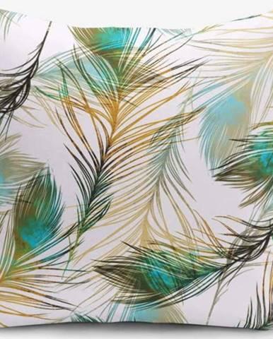 Povlak na polštář s příměsí bavlny Minimalist Cushion Covers Pendants, 45 x 45 cm