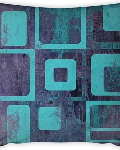 Povlak na polštář Vitaus Fetero, 43 x 43 cm
