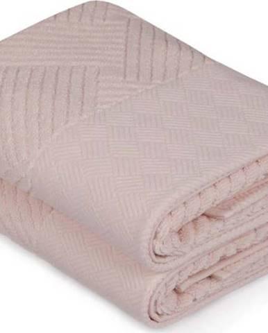 Sada 2 ručníků Madame Coco Marlea, 50 x 90 cm