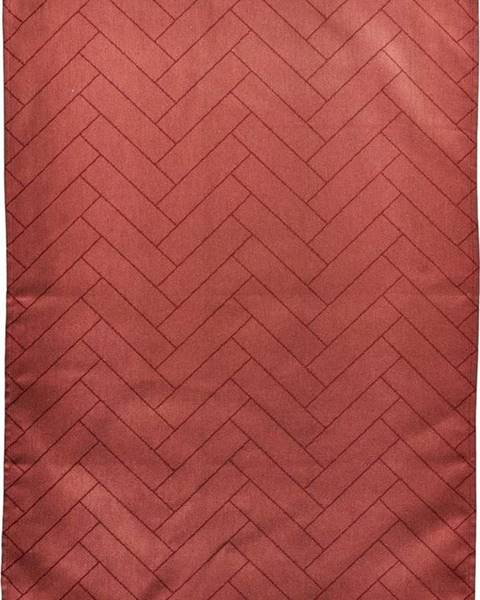 Södahl Červená kuchyňská utěrka z bavlny Södahl, 50x70cm